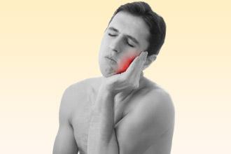 Боль в области щеки