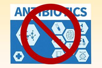 Отказ от антибиотика