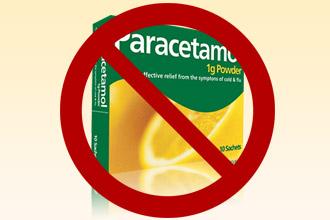 Отказ от Парацетамола