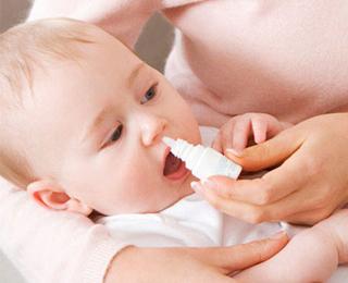 Закапывание нос