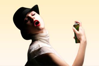 Как наносить парфюм на кожу