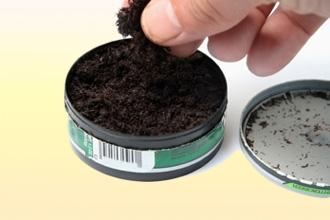 Нюхательный табак также является сильным аллергеном