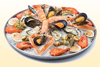 Исключают морепродукты