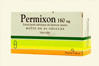 Пермиксон - аналог Простамола для лечения простаты