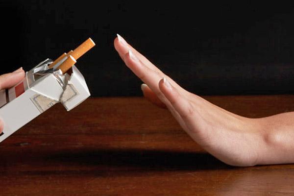Отказ от курения при простатите